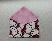 Reusable Fabric Gift Card Holder