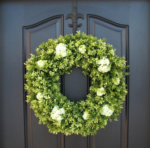 Boxwood wreath xl boxwood wreaths artificial boxwood faux boxwood