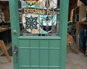 Irish Pub Door Custom Listing for Shannon