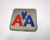 American Airlines Iron On Patch FREE SHIPPING Collectible