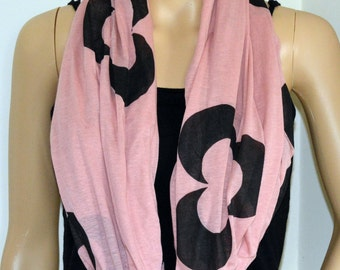 FREE SHIP -Topsy curvy Beautiful Jersey Knit Infinity Scarf