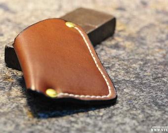 The Tanned Slipper Wallet - unisex