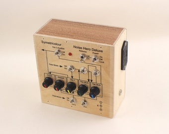 Noise Hero Deluxe - Lofi Electronic Musical Instrument Noise Maker