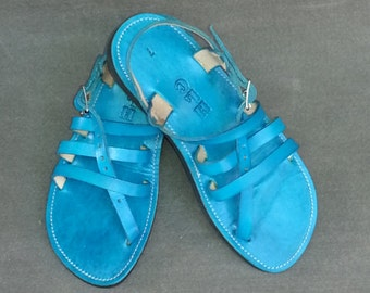 Maximus - Wanderer Collection - Leather Sandal