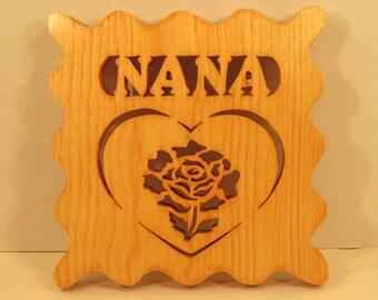 Trivet Nana Handmade