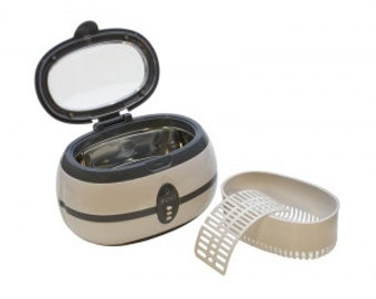 UltraSonic Jewelry Cleaner With Removable Basket By Eurotool
