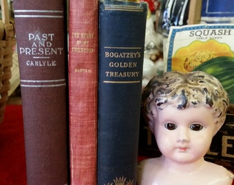 Decorative Victorian Books from Rustysecrets