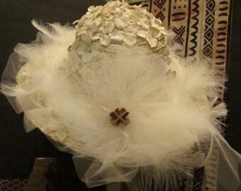 Bridal Sunhat