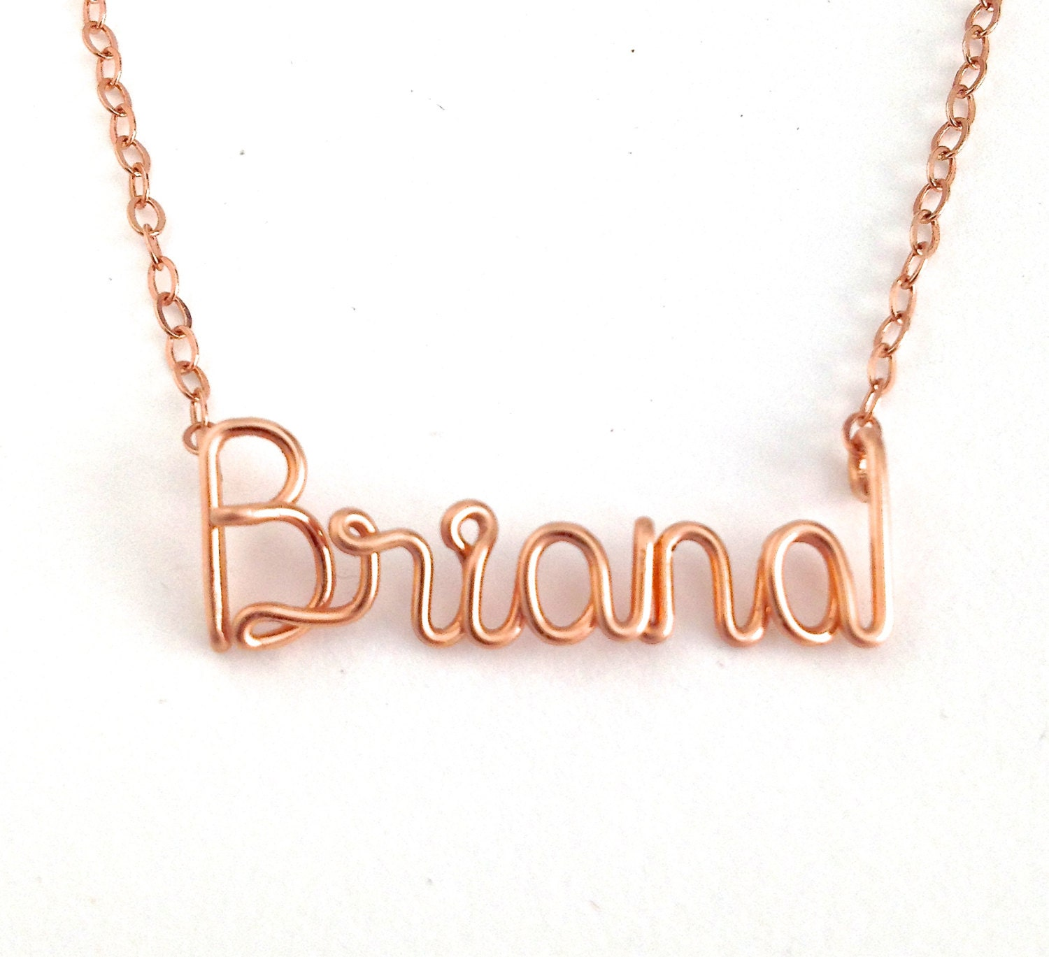 gold name necklace personalized 14k gold filled