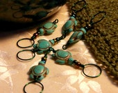 Sea Turtles Snag Free Stitch Markers