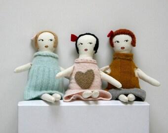 Bambolini CUSTOM Artisan Rag Doll