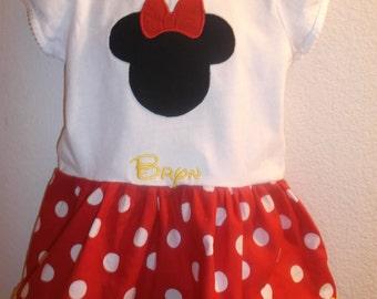 Miss Mouse Dress