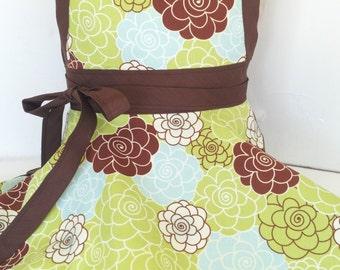 Girl's apron, Kids apron,  child's apron, personalized apron, custom apron,  childrens apron