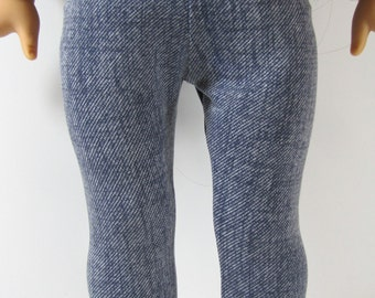 Trendy Jeggings fits AG Doll and other Soft Bodied 18 Inch Dolls
