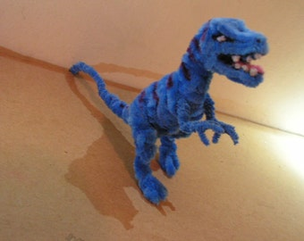 Fuzzy Figures -  Allosaurus