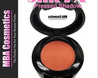 Coral Orange Pressed Mineral Eyeshadow-Spitfire