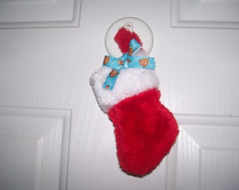 Fishy Christmas Stocking - Set of 3