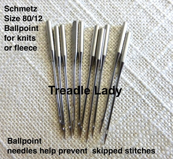 sewing machine needle systems