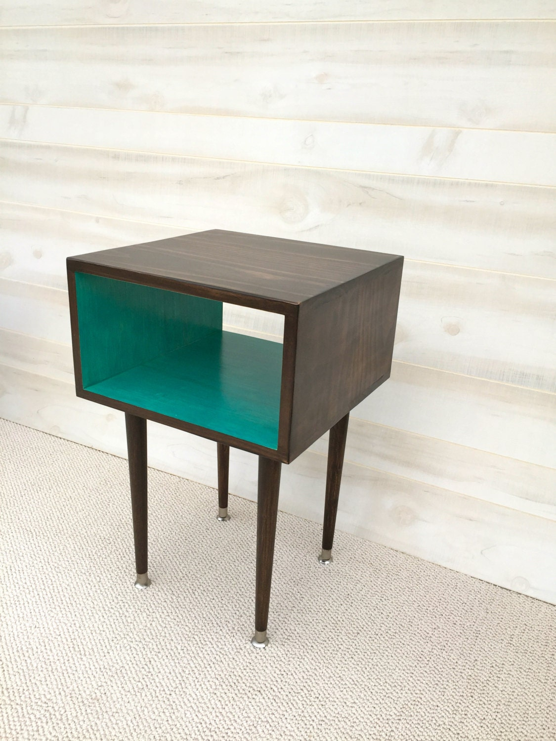 Ready To Ship The Side Table Mid Century Modern Side Table