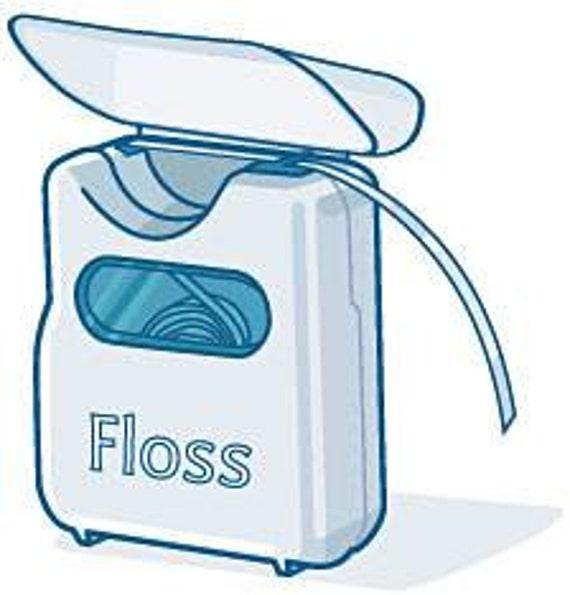Dog Butt Floss - Floss Refills