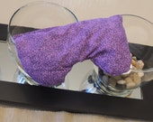 Lavender Scented Eye Mask Pillow - Sleep - Relaxation - Headaches - Puffy Eyes