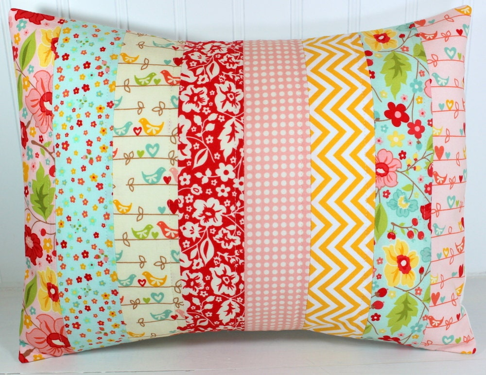 Throw Pillow For Nursery : Throw Pillow Cover Nursery Cushion Cover Shabby by theredpistachio