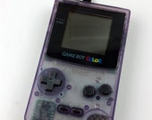 Game Boy Color Hard Drive - Atomic Purple - USB 3.0