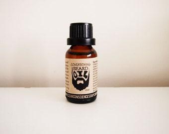 Oil (Beard oil)