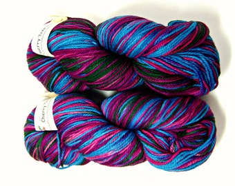 Cherry Tree Hill Supersock DK Select Yarn - Country Garden