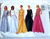 Butterick 6767 Misses Petite Cardigan, Top & Skirt Size 12-16 UNCUT