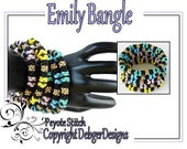 Emily Bangle- Beading Pattern Tutorial