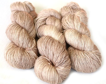 Hand Dyed - Superwash Merino Worsted Yarn