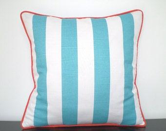 Turquoise Throw Pillows Etsy