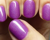 Grape Slice - 15ml neon holo polish