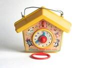 Vintage Busy Musical Busy KOO KOO Clock Kohner's