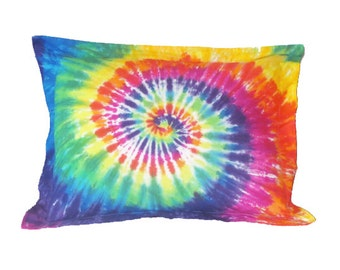Tiedye Pillow Case Etsy