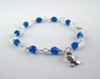 Juvenile Arthritis Awareness Bracelet