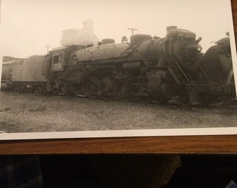 C. N. 3736 Stratford Ontario Locomotive photo Hutchinson and Matthews Collection.