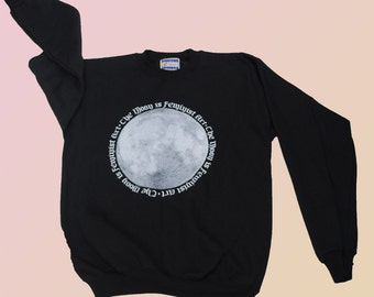 Moon SweatShirt