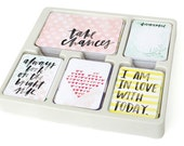 Becky Higgins PROJECT LIFE 1/4  Partial Core Kit -  INSPIRE edition - 154 cards - New release