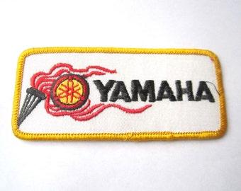 Vintage Yamaha Patch