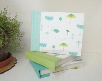 Sale! Umbrellas sketchbook  - Choose your color combination