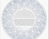 Ring of Life VI Ketubah