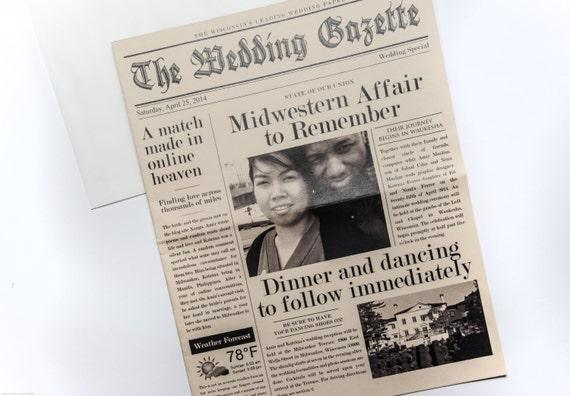 Extrêmement LOUISE faire-part Gazette Journal GF84