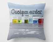 Custom personalized decorative pillow case for Ariadne printed at both sides