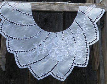 50% off this item, enter LOVE99 at checkout, Vintage Collar, Collar, Lace Collar, Peter Pan Collar, Collar Supply, Dress Making,