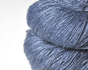 Going to the land of Nod - Tussah Silk Fingering Yarn