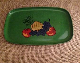 Nice Retro Fruit Tray