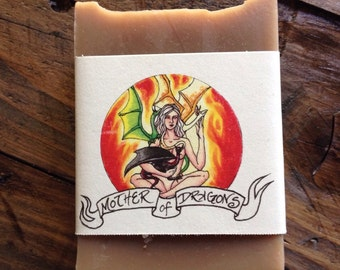Mother of Dragons Handmade Soap