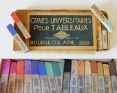 bourgeoise Aine Paris chalk french chalk made for University
